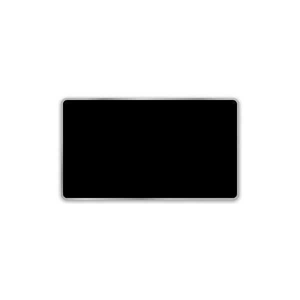 plaque d 39 immatriculation moto noire 21 x 13 cm. Black Bedroom Furniture Sets. Home Design Ideas